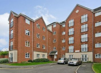 Thumbnail 2 bed flat for sale in Woodcutter Close, Walsall
