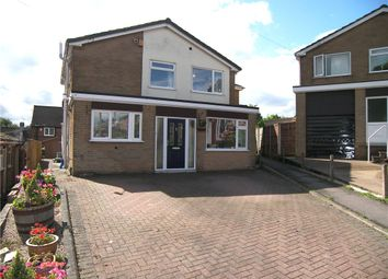 Thumbnail 4 bed detached house for sale in Bessalone Drive, Belper