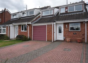 Thumbnail 3 bedroom terraced house for sale in Mortar Pit Road, Northampton