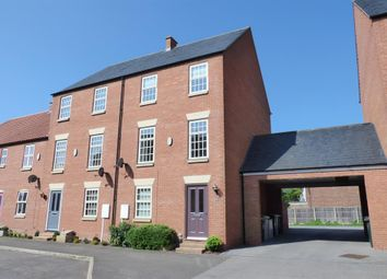 Thumbnail 3 bed town house for sale in Allison Road, Louth