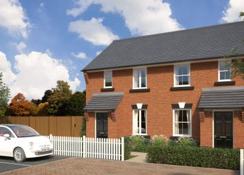 "Thumbnail 2 bedroom semi-detached house for sale in ""Dean"" at St. Lukes Road, Doseley, Telford"