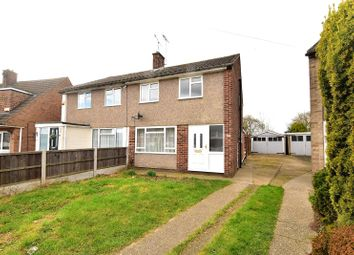 Thumbnail 3 bedroom semi-detached house for sale in Stour Road, Crayford, Dartford, Kent