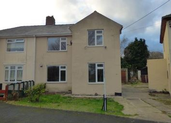 Thumbnail 4 bed semi-detached house for sale in Dene View, Cassop, Durham, County Durham