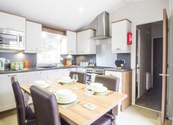 Thumbnail 2 bed mobile/park home for sale in Swarland, Morpeth