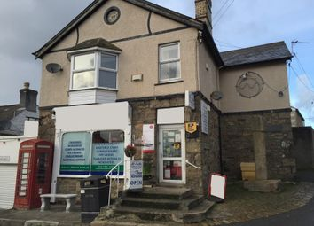 Thumbnail Retail premises for sale in Hayle TR27, UK