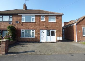 Thumbnail 4 bed flat for sale in Festival Avenue, Thurmaston, Leicester
