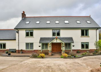 Thumbnail 6 bed detached house for sale in Bassaleg, Newport