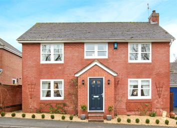 Thumbnail 4 bed detached house for sale in Macneice Drive, Marlborough, Wiltshire