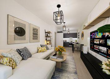 "Thumbnail 1 bedroom flat for sale in ""No.10 Watkin Road"" at Watkin Road, Wembley"