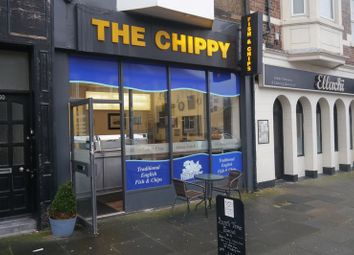 Thumbnail Commercial property for sale in The Chippy, 32 Station Road, Whitley Bay