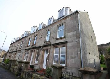 Thumbnail 2 bed flat for sale in Eldon Street, Greenock, Renfrewshire