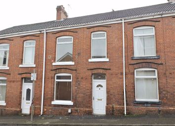 3 bed terraced house for sale in Bedford Street, Morriston, Swansea SA6