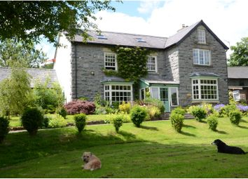 Thumbnail 5 bed country house for sale in Neuadd, Rhayader