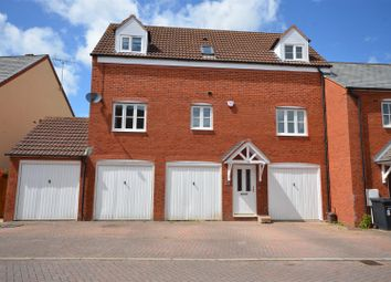 Thumbnail 3 bed semi-detached house for sale in Burge Meadow, Cotford St. Luke, Taunton