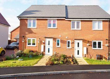 Thumbnail 4 bedroom semi-detached house for sale in Avocet Way, Wymondham, Norfolk