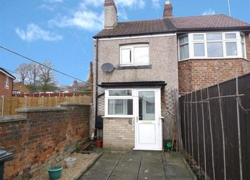 Thumbnail 2 bed cottage for sale in Back Lane, Ilkeston, Derbyshire