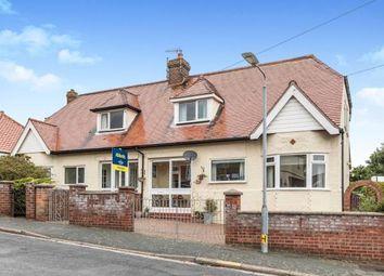 Thumbnail 3 bedroom semi-detached house for sale in Cromer, Norfolk, United Kingdom