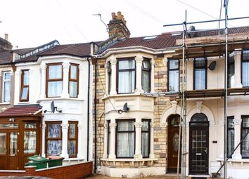 Thumbnail 4 bed terraced house for sale in Sheringham Avenue, Manor Park, London