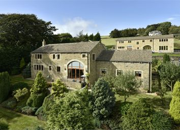 5 bed detached house for sale in Stubbin Fold, Holmbridge, Holmfirth, West Yorkshire HD9
