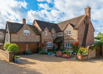 Thumbnail 4 bed detached house for sale in Country Lane, Great Kingshill, High Wycombe