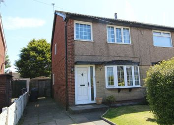Thumbnail 3 bedroom semi-detached house to rent in Glen Park Drive, Hesketh Bank, Preston