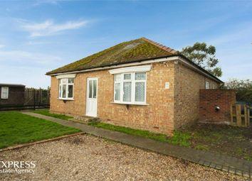 2 bed detached bungalow for sale in Chain Bridge, March, Cambridgeshire PE15