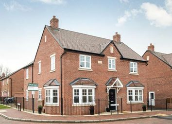 Thumbnail 4 bedroom detached house for sale in Sapper Close, Meon Vale, Stratford Upon Avon, Warwickshire
