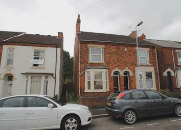 Thumbnail 2 bed semi-detached house for sale in Claremont Road, Rugby
