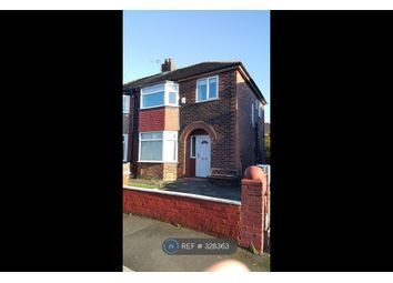 Thumbnail 3 bedroom semi-detached house to rent in Bakewell Road, Manchester