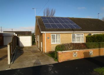 Thumbnail 2 bedroom semi-detached bungalow to rent in Eastfield Road, Epworth