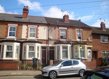 Thumbnail 4 bedroom terraced house to rent in Bramble Street, Stoke, Coventry