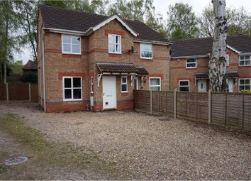 Thumbnail 3 bed semi-detached house to rent in Lime Tree Close, Lincoln