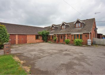 Thumbnail 5 bed detached house for sale in Lincoln Road, Saxilby