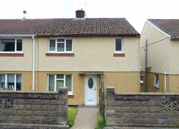 Thumbnail 3 bed semi-detached house for sale in Attlee Road, Blackwood