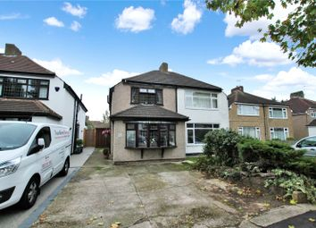 Thumbnail 2 bed semi-detached house for sale in Wyncham Avenue, Sidcup, Kent