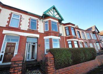 Thumbnail 2 bed flat for sale in Egremont Promenade, Wallasey