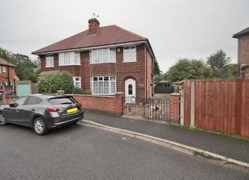 Thumbnail 3 bed semi-detached house for sale in Audon Avenue, Beeston, Nottingham