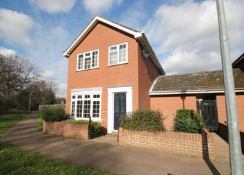 Thumbnail 3 bed detached house to rent in Becker Road, Stanway, Colchester