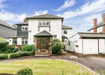 Thumbnail 5 bed detached house for sale in Barnaby Way, Chigwell