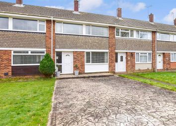 Thumbnail 3 bed terraced house for sale in Grainger Walk, Tonbridge, Kent
