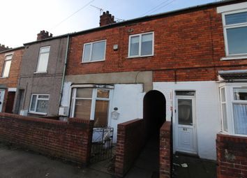 Thumbnail 2 bed flat for sale in Cemetery Road, Scunthorpe