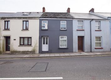 Thumbnail 3 bed terraced house for sale in Portfield, Haverfordwest
