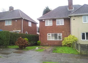 Thumbnail 3 bed semi-detached house to rent in Danesbury Crescent, Kingstanding