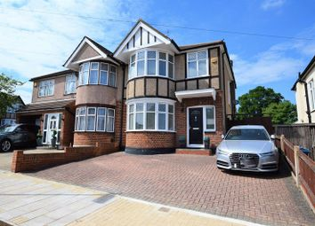 Thumbnail 3 bed semi-detached house for sale in Weighton Road, Harrow
