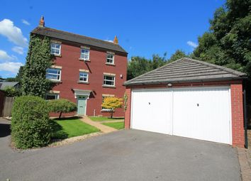 Thumbnail 4 bed detached house to rent in Vowles Close, Wraxall, North Somerset