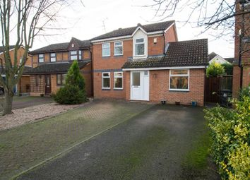 Thumbnail 4 bedroom detached house to rent in Crosslands Meadow, Colwick, Nottingham