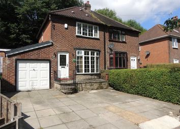 Thumbnail 2 bed semi-detached house for sale in Hazelwood Road, Hazel Grove, Stockport