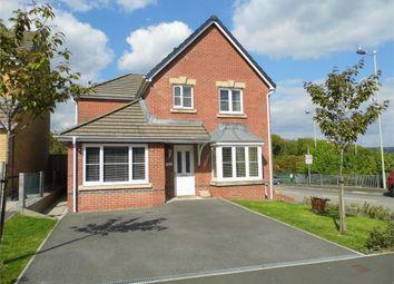 Thumbnail 3 bed detached house for sale in Clos Gwaith Brics, Tondu, Bridgend, Mid Glamorgan