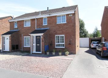 Thumbnail 3 bed semi-detached house for sale in Kenn Moor Drive, Clevedon