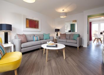 """Thumbnail 3 bed semi-detached house for sale in """"Archford"""" at Lightfoot Lane, Fulwood, Preston"""